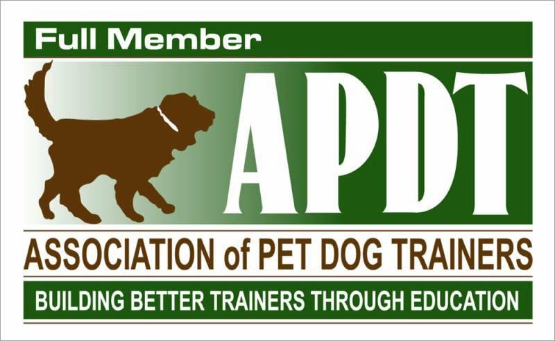 Association of pet dog trainers logo